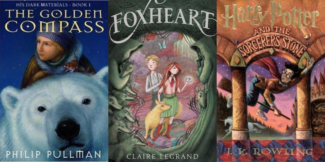 10 Unforgettable Animals in Fantasy Books