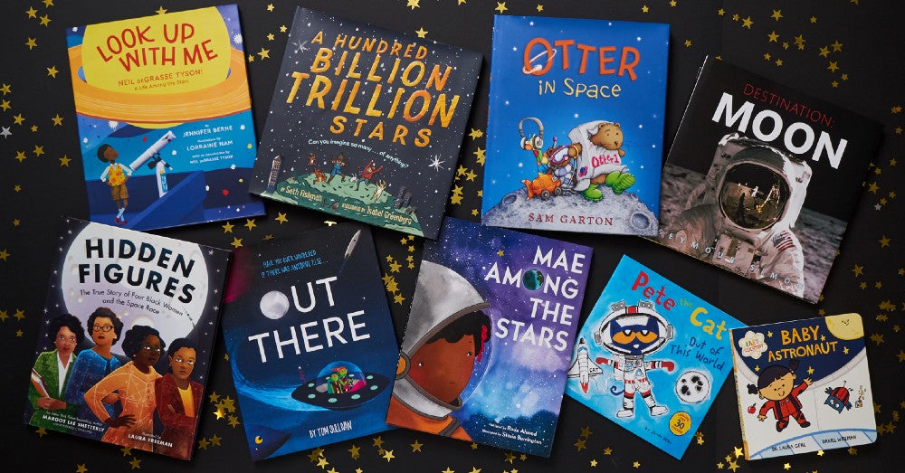 9 Picture Books to Celebrate the 50th Anniversary of Moon Landing