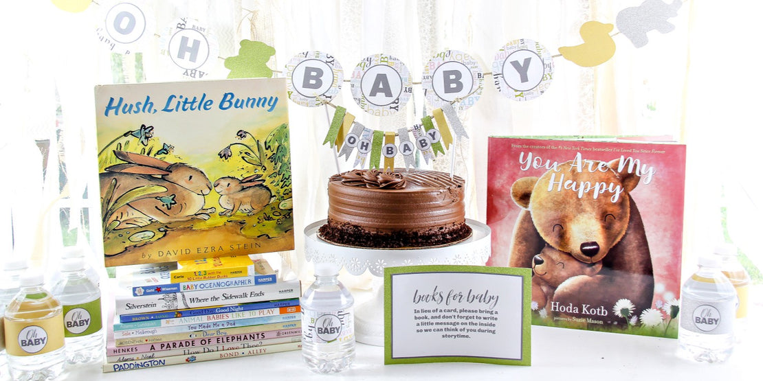 3 Easy DIY Baby Shower Decorations