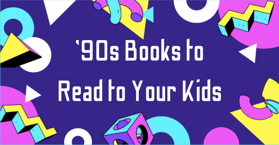 10 Children's Books from the '90s To Read To Your Kids