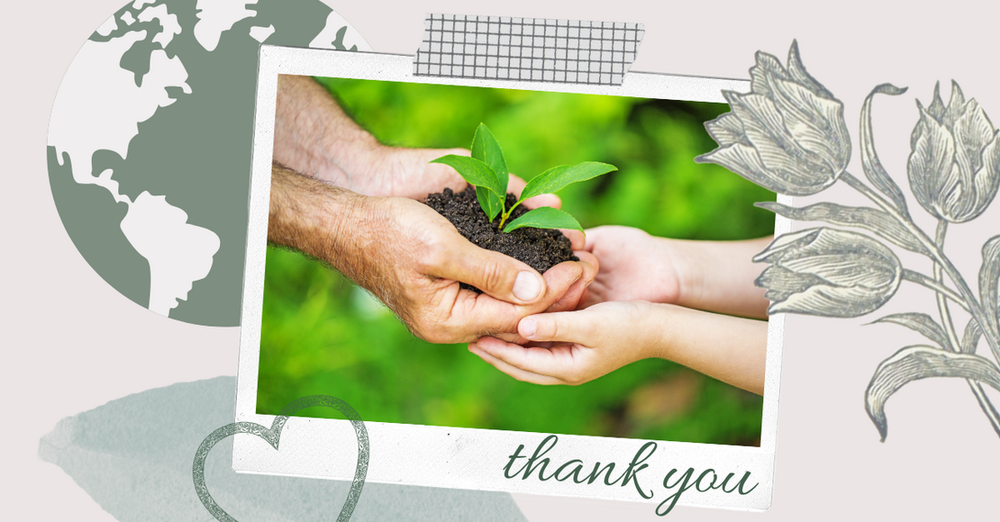 7 Ways to Say Thank You to the Earth