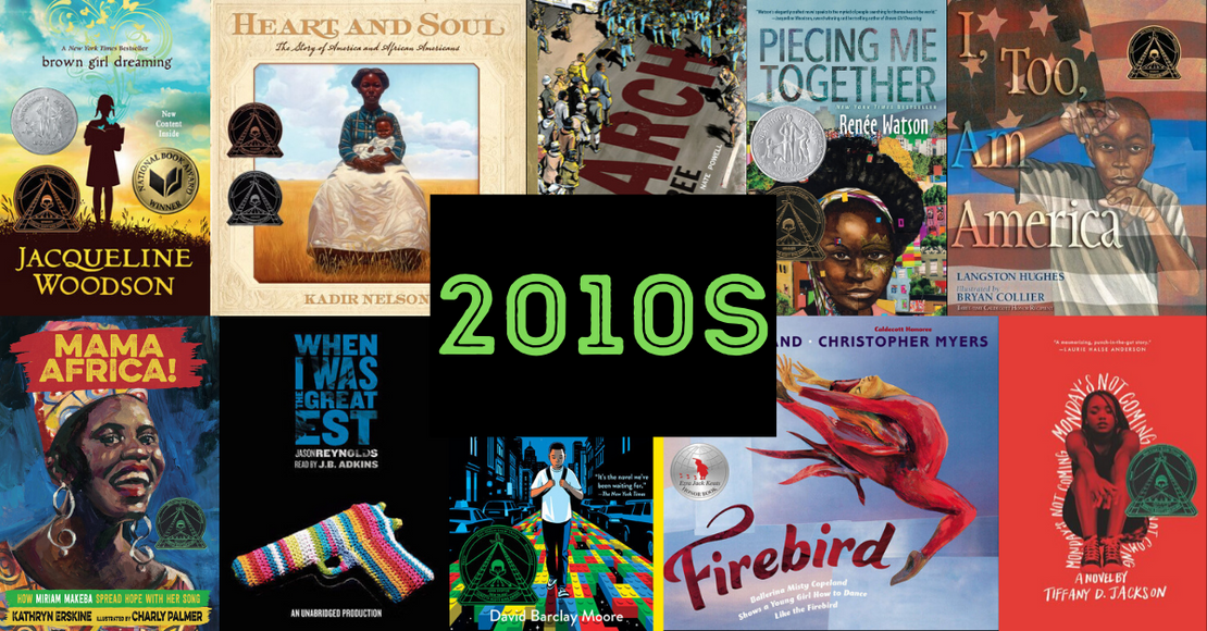 Coretta Scott King Award-Winning Books of the 2010s