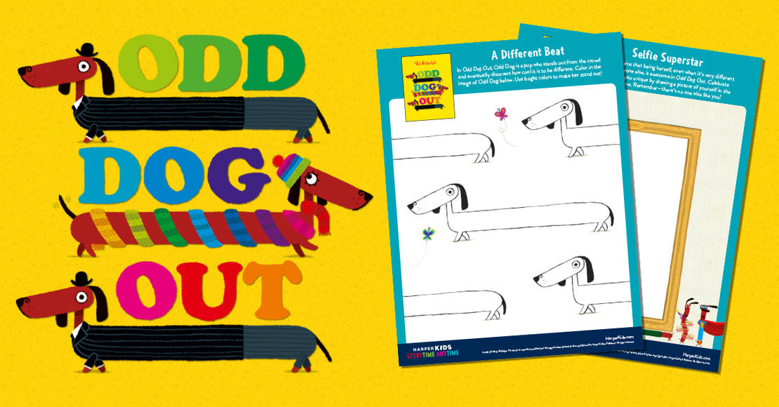Learn How to Draw a Dachshund with Rob Biddulph