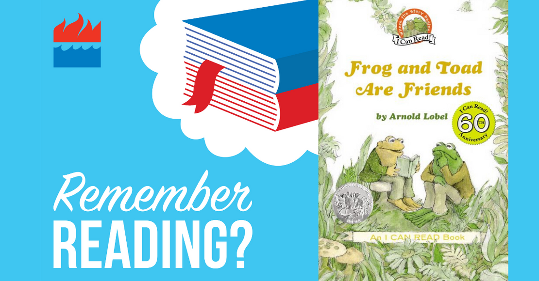 Remember Reading Podcast: Frog and Toad