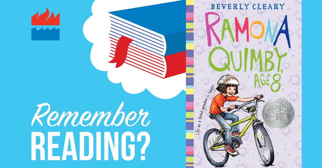 Remember Reading Podcast: Ramona Quimby, Age 8