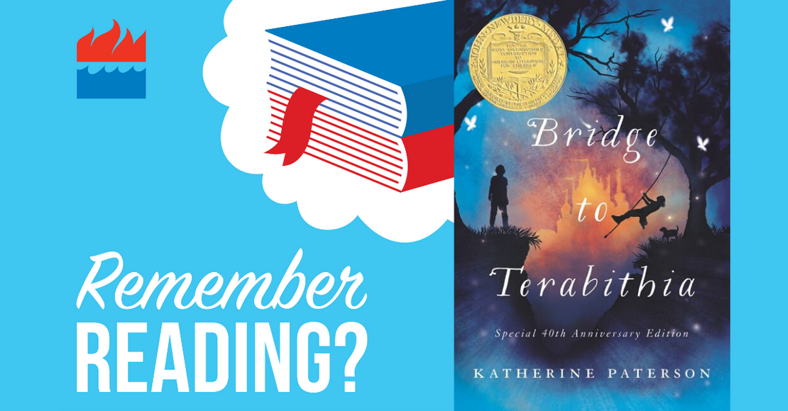 Remember Reading Podcast: Bridge to Terabithia