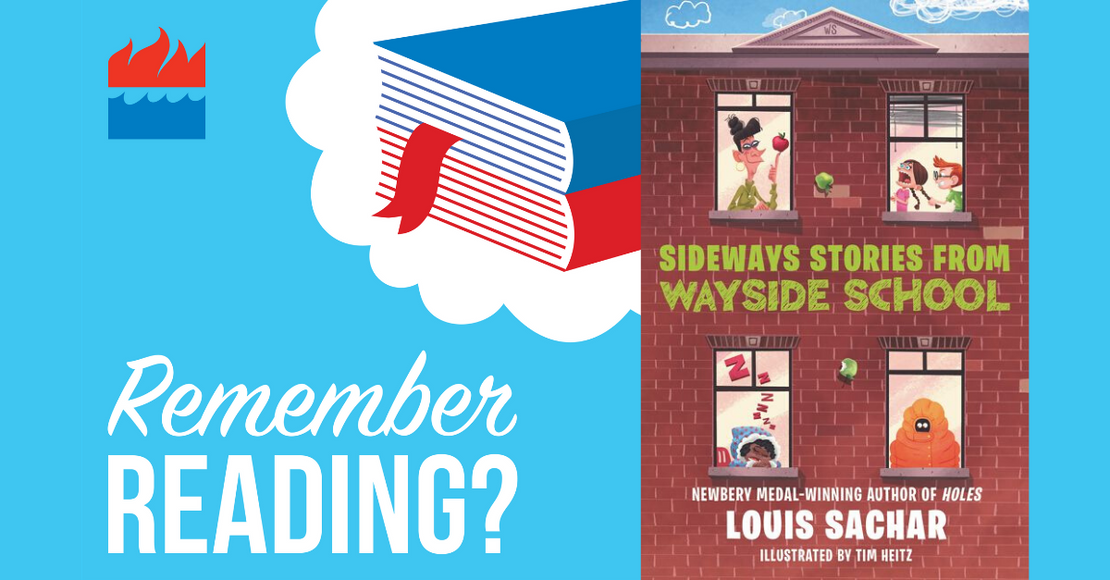 Remember Reading Podcast: Wayside School