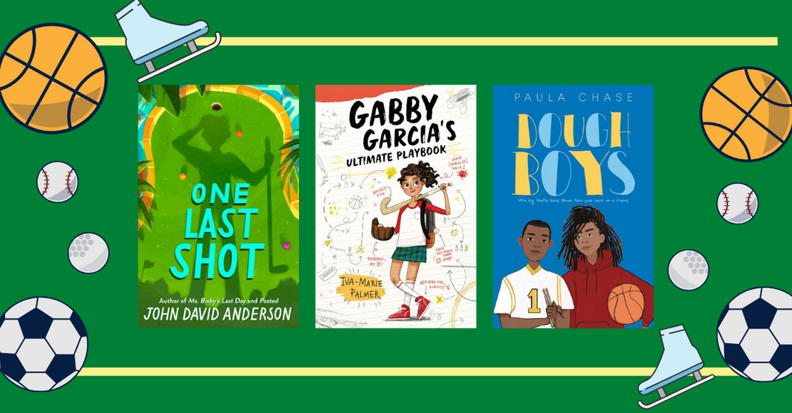 9 Sports Books for Kids 8-12