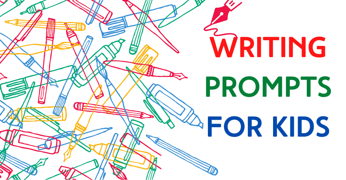 10 Fun and Creative Writing Prompts for Kids