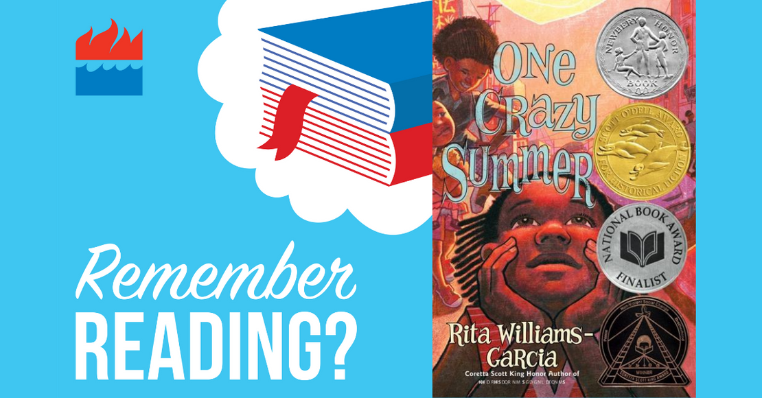 Remember Reading Podcast: One Crazy Summer