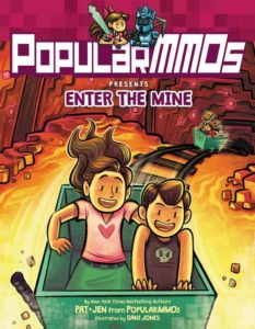 PopularMMOs Presents Enter the Mine by PopularMMOs  illustrated by Dani Jones