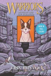 Warriors: SkyClan and the Stranger 3 Full-Color Warriors Manga Books in 1! by Erin Hunter  illustrated by James L. Barry