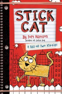 Stick Cat A Tail of Two Kitties by Tom Watson