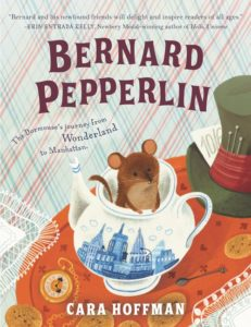 Bernard Pepperlin by Cara Hoffman