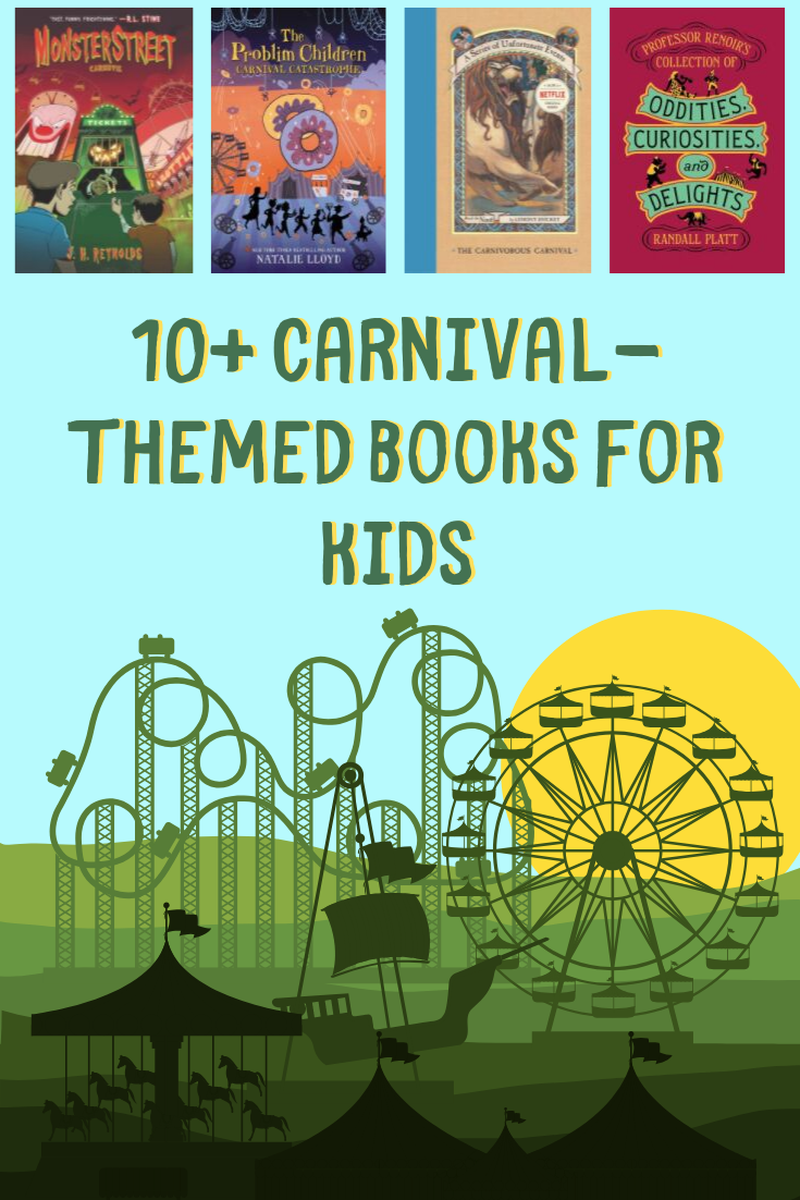 10+ carnival-themed books for kids