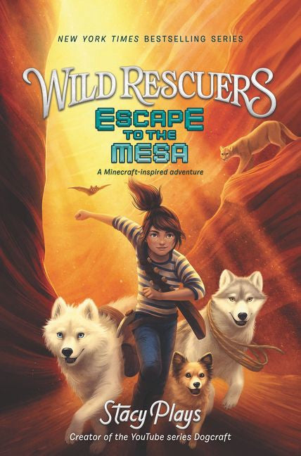 Wild Rescuers series by StacyPlays
