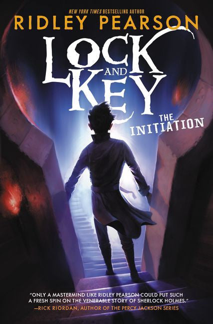Lock and Key: The Initiation