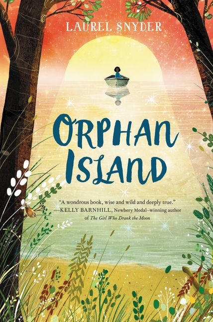 orphan island by laurel snyder