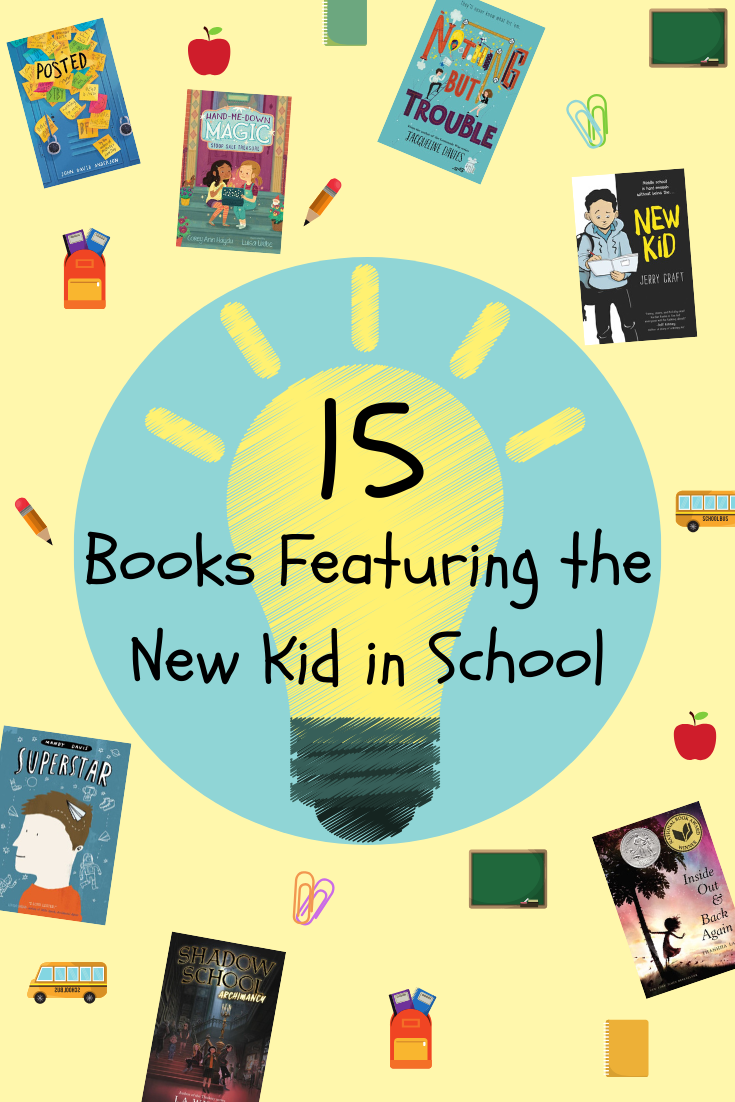 Books Featuring the New Kid in School
