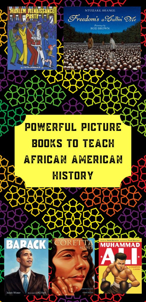 Powerful Picture Books Teaching Children About African American History