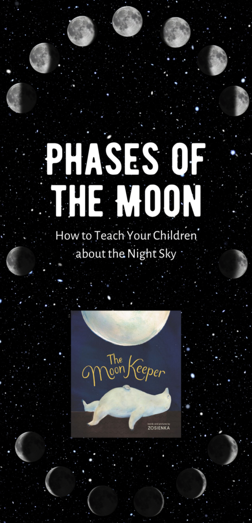 Phases of the Moon: How to Teach Your Children about the Night Sky
