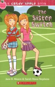 The Sister Switch by Jane B. Mason and Sarah Hines Stephens