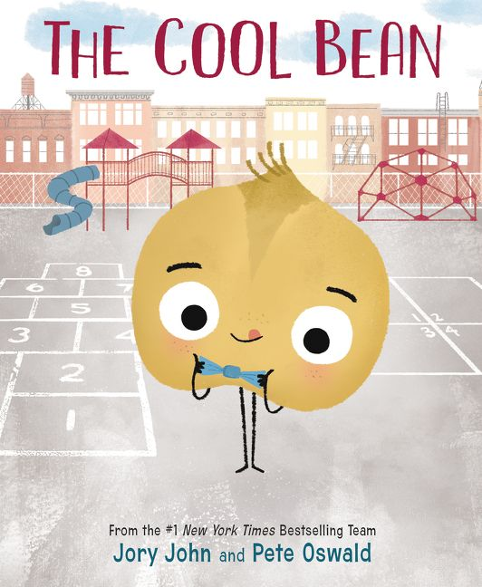 The Cool Bean by Jory John and Pete Oswald
