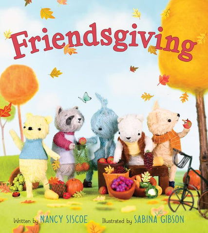 friendsgiving by nancy siscoe