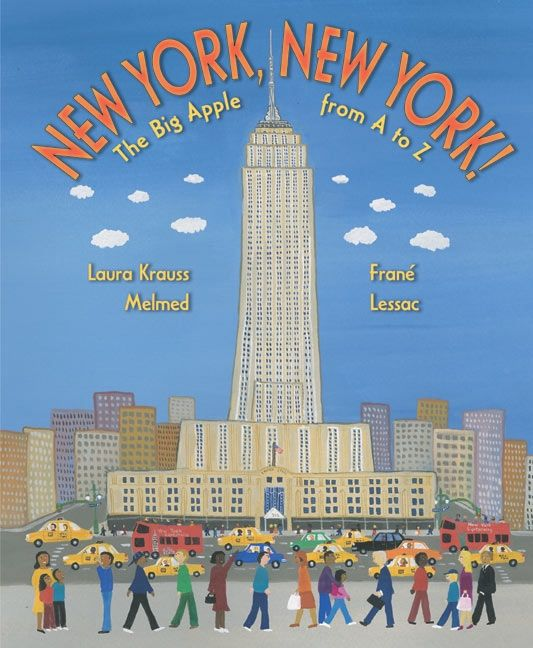 new york, new york: the big apple from a to z