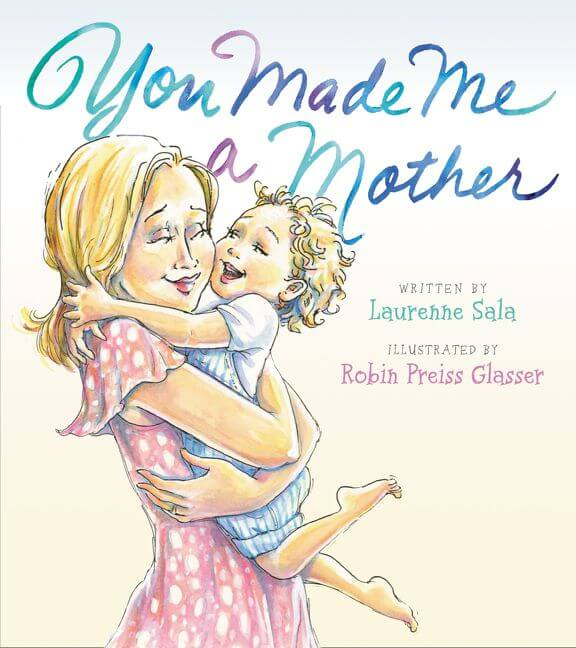 you made me a mother book