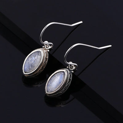 Jewelry 925 Sterling Silver pendant Earrings Horse Eye