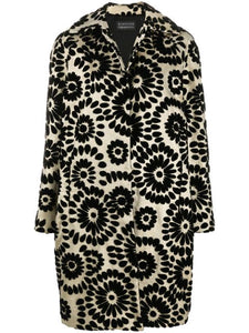 Monica Collar Coat