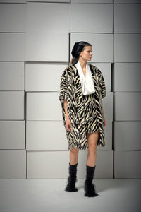 Judy Eco Fur Coat