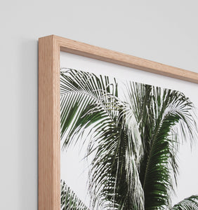 Splendour Framed Art - Island Holiday
