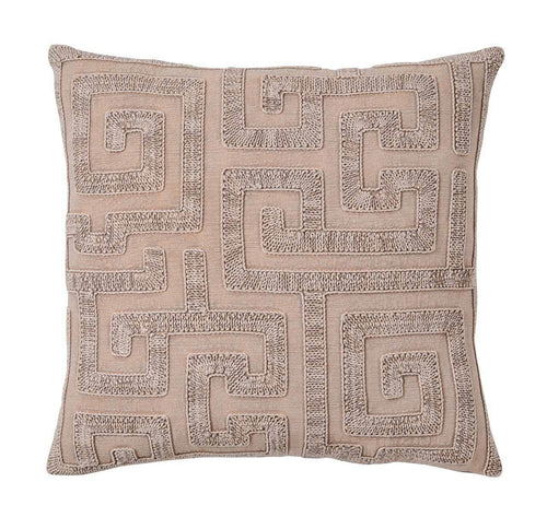 Splendour Cushion - Cameo Pink Cushion
