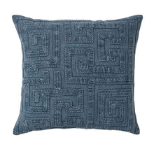 Load image into Gallery viewer, Splendour Cushion - Cameo Denim Cushion