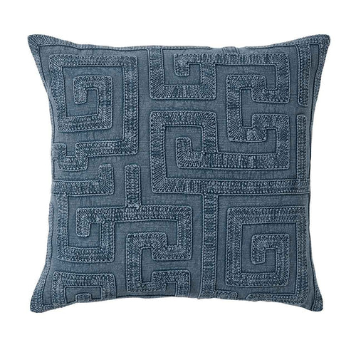 Splendour Cushion - Cameo Denim Cushion