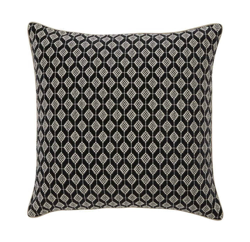 Splendour Cushion - Diamond Onyx Cushion