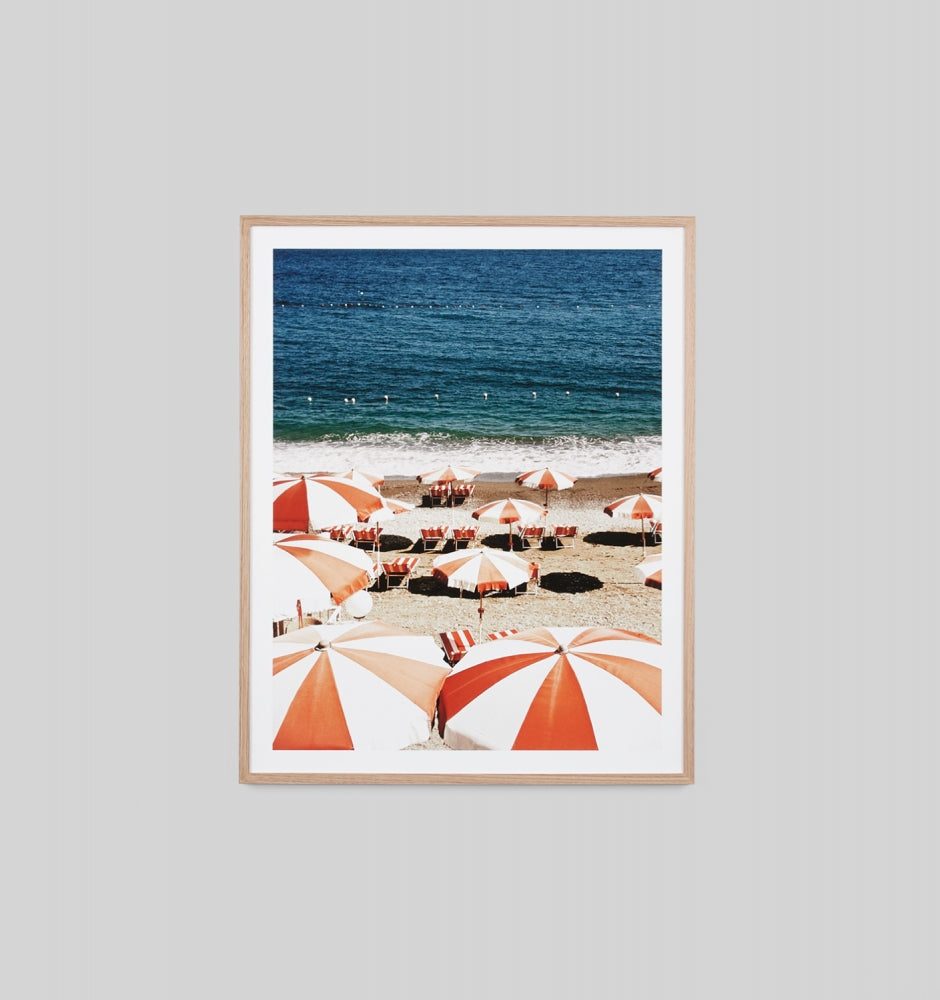 Splendour Framed Art - Amalfi Sun