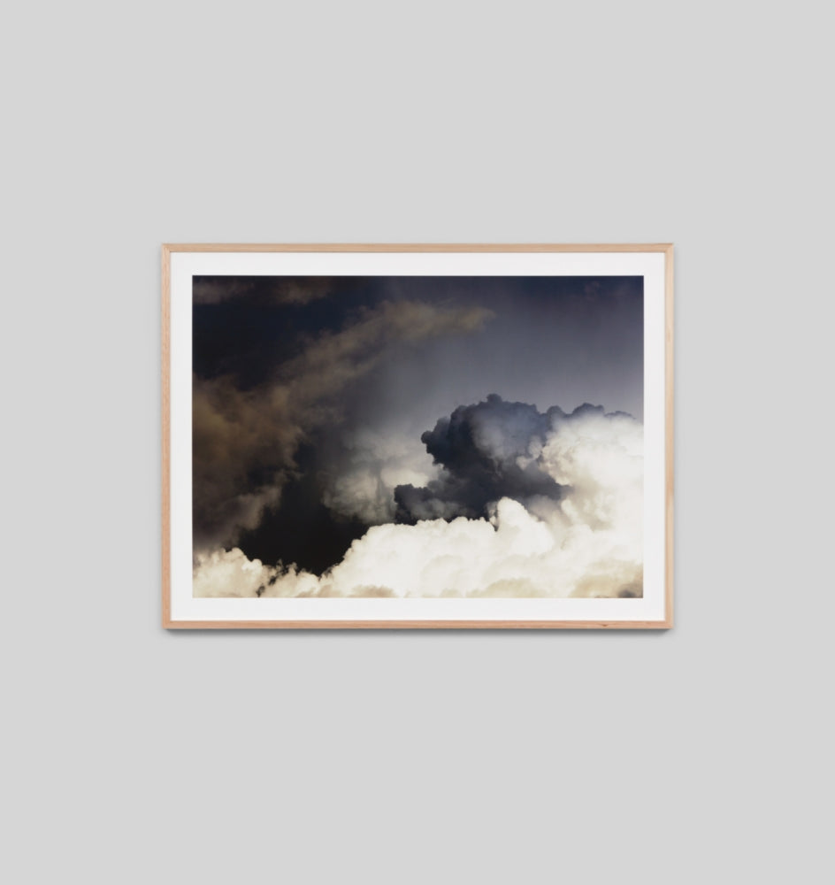 Splendour Framed Art - Autumn Storm