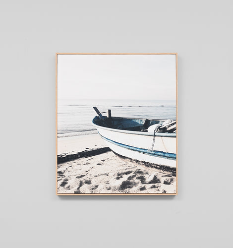 Splendour Canvas Art - Fishing Boat I
