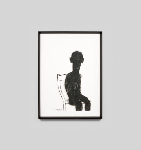 Splendour Framed Art - La Chaise