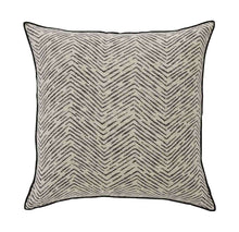 Load image into Gallery viewer, Splendour Cushion - Herringbone Onyx Cushion