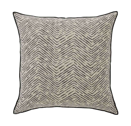 Splendour Cushion - Herringbone Onyx Cushion