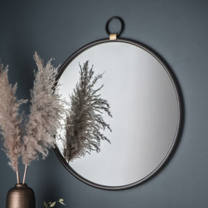 Round Decor Mirror