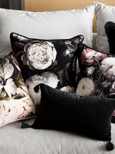 Load image into Gallery viewer, Splendour Cushion - Velvet Spring Floral Cushion