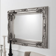 Load image into Gallery viewer, Carved Wall Mirror