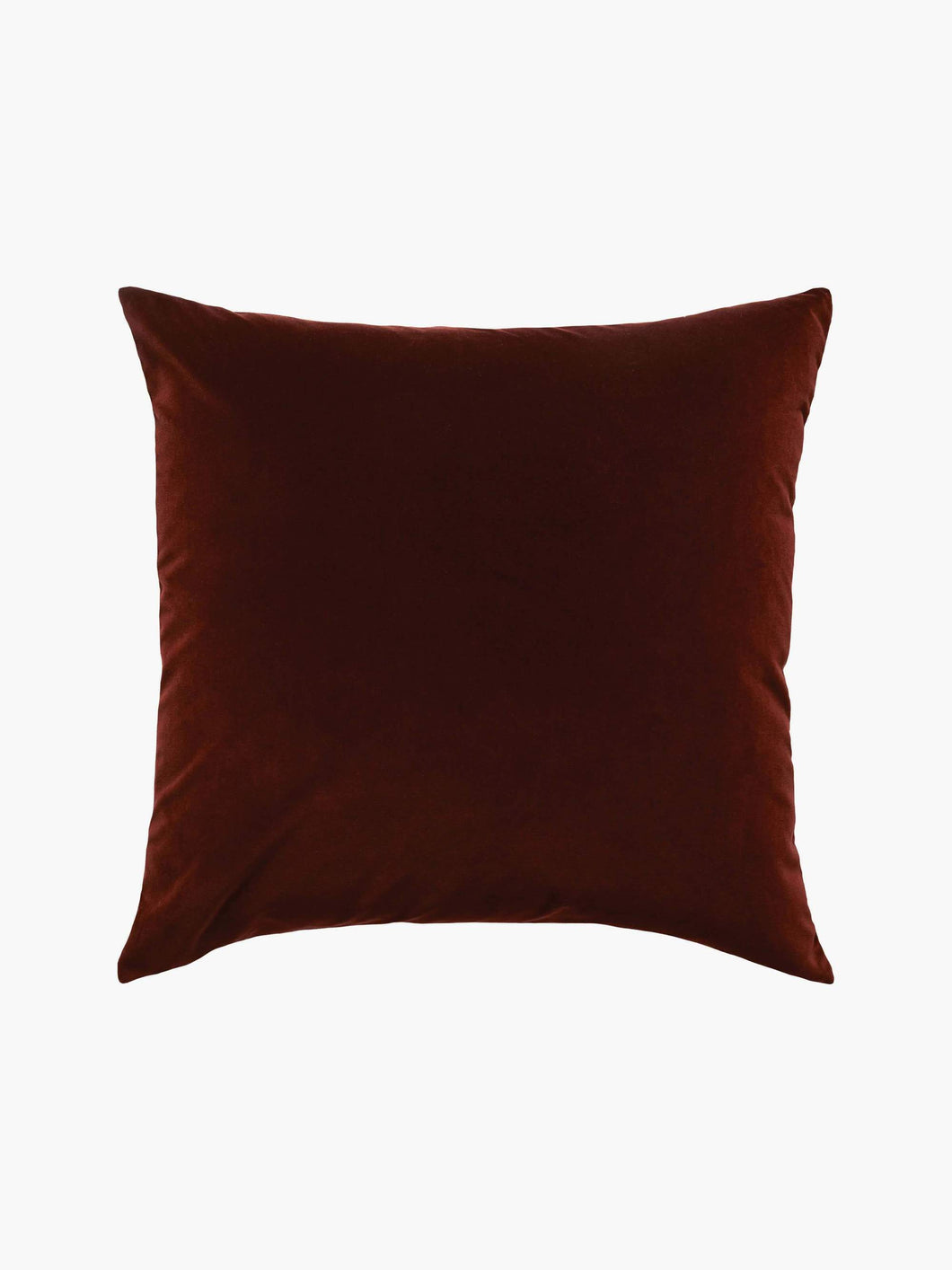 Splendour Cushion - Velvet Red Cushion