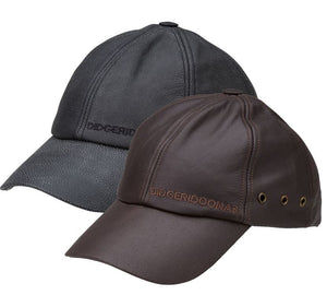 Australian Leather Cap