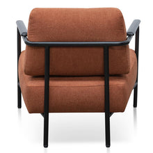 Load image into Gallery viewer, Burnt Orange Armchair